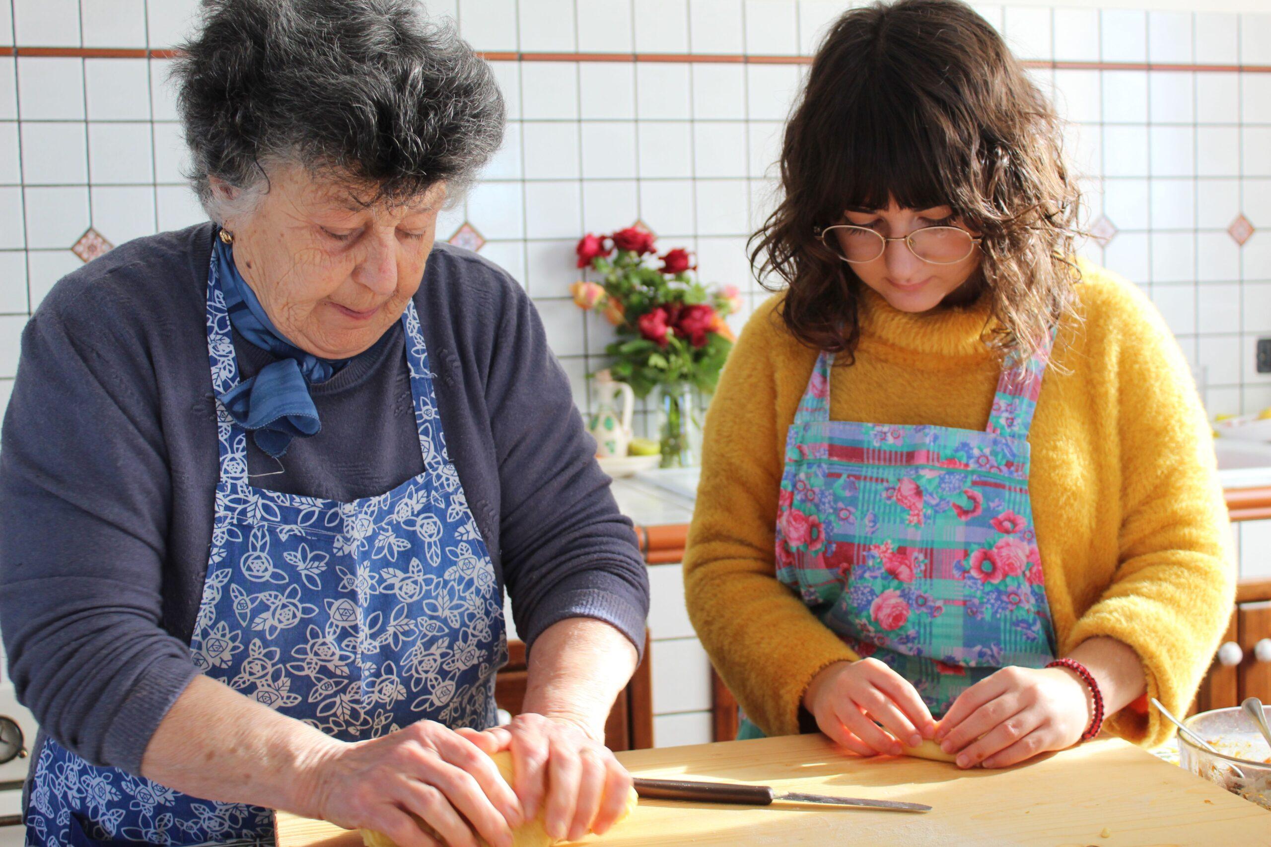 Le Ricette di Donna Rosalia - Li Cucciddati