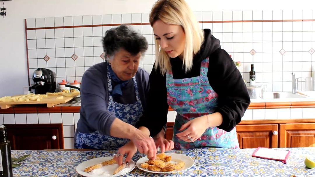 Le Ricette di Donna Rosalia - Le Siringate
