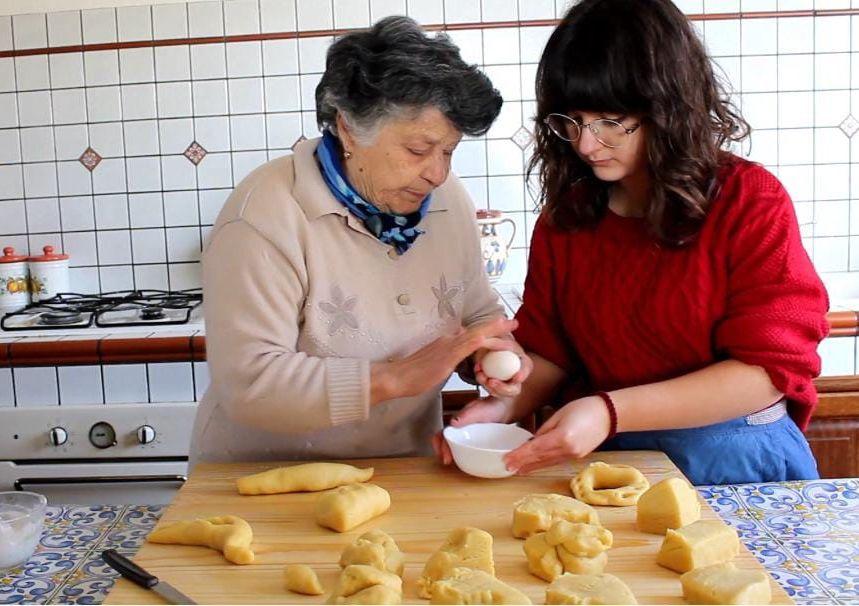 Le Ricette di Donna Rosalia - I Cicìa