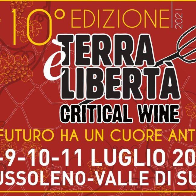 Terra è Libertà Critical Wine